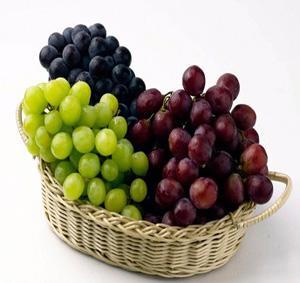 Польза от продуктов винограда