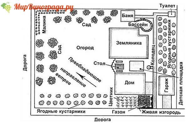 Для планирования дачного участка_3