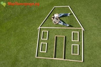 Участок под строительство дачного дома
