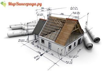 Дом на дачном участке