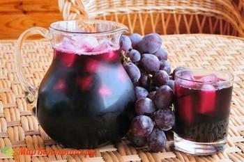 Компот из винограда