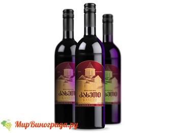 Вино Кахети