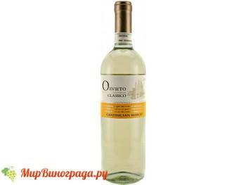 Вино Орвието
