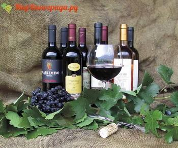 Вино Трентино Альто Адидже