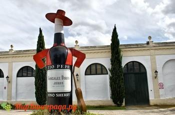Вино Херес де ла Фронтера-1