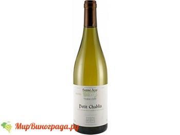 Вино Шабли-1