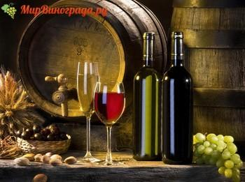 Белое или красное вино прлезнее