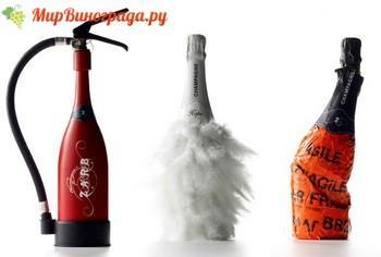 Виды бутылок для вина современные