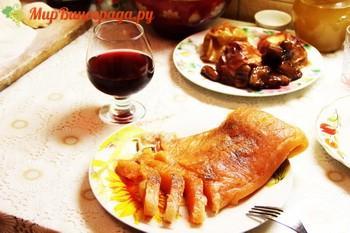 Вино к красной рыбе