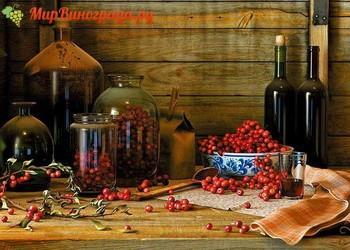 Домашнее красное вино