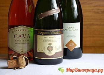 Известные виды десертных вин