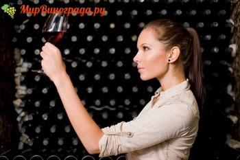 Как проверить красное вино