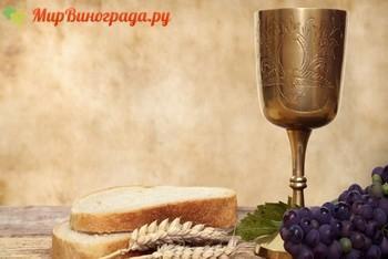 Красное вино в пост