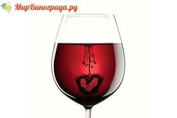 Красное вино повышает давление