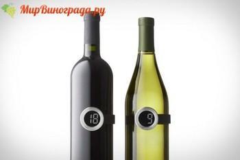 Температура красного вина