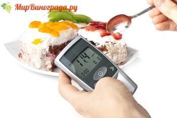 Изюм при диабете